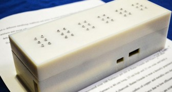 Queste 6 studentesse hanno inventato il traduttore portatile testo-Braille, per migliorare la vita dei non vedenti