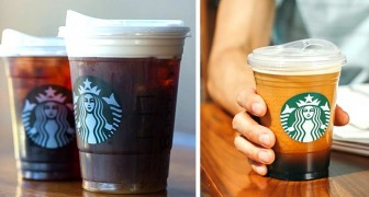 Ecco le nuove tazze green di Starbucks: addio cannucce di plastica, al loro posto arriva un beccuccio