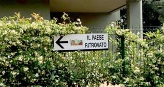 Questo paesino alle porte di Milano è un'oasi felice per chi soffre di Alzheimer