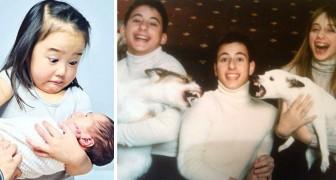 Estas 20 fotos mostram que ter um irmão pode ser uma bênção ou um verdadeiro pesadelo