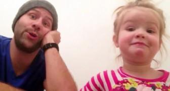 Papa und Tochter, das schönste Duett aller Zeiten