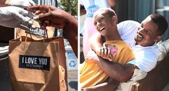 O filho de Will Smith abre um restaurante para doar comida para quem está em dificuldade
