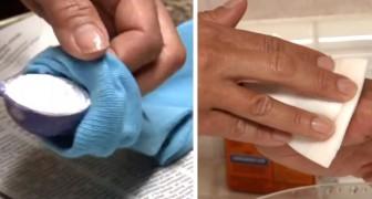 5 usi alternativi del bicarbonato di sodio che ti faciliteranno la vita quotidiana