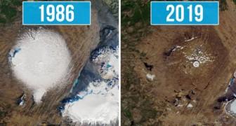 Abschied vom ersten Gletscher Islands: Eine Gedenktafel lässt uns über die Umweltkatastrophe nachdenken