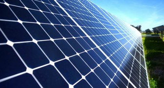 Hoeveel ruimte zou er nodig zijn om de hele wereld van energie te voorzien met zonne-energie?