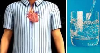 Daarom is er een specifiek verband tussen water en de gezondheid van het hart