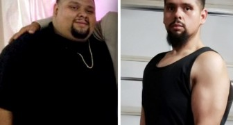Cet homme a maigri de 80 kg pour donner son rein et sauver la vie de sa jeune sœur