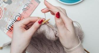 Lavorare a maglia è un toccasana per la creatività e per il nostro relax