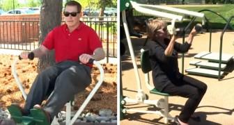 Ecco i parchi giochi per anziani: nuovi spazi dove combattere la solitudine e mantenersi giovani