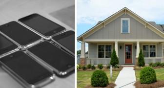 20 namorados e 20 iPhones: veja como esta mulher conseguiu comprar uma casa