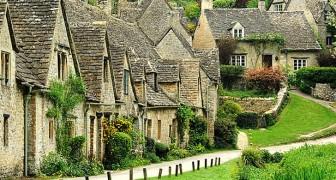 Ecco Bibury, il meraviglioso villaggio inglese dove il tempo sembra essersi fermato