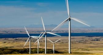 Secondo uno studio, l'Europa potrebbe sostenere il fabbisogno di energia eolica del mondo intero