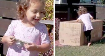 A woman gives her 2-year-old daughter her smartphone to play with and the little girl mistakenly buys a $500 armchair!