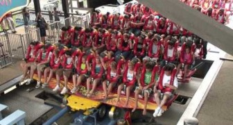 Would you get on the fastest roller coaster in the world?