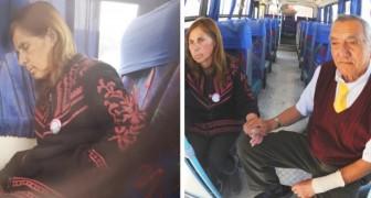Seine Frau ist an Alzheimer erkrankt: Er nimmt sie jeden Tag mit zur Arbeit, um sie nicht allein zu Hause zu lassen