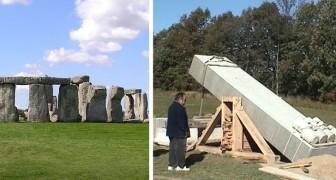 Een gepensioneerde timmerman legt uit hoe het complex van Stonehenge gebouwd zou kunnen zijn