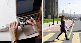 Un ingegnere inventa un bastone che grazie a Google Maps aiuta i non vedenti a muoversi facilmente