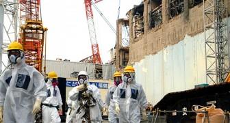Giappone: l'acqua contaminata di Fukushima potrebbe essere sversata nell'Oceano Pacifico