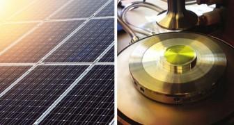 Ein Team von Wissenschaftlern entdeckte, wie man 10 Jahre lang Sonnenenergie sammelt und speichert