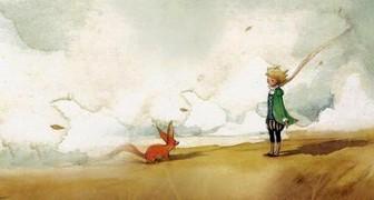 Zuhören ohne zu urteilen: die wichtige Lebenslektion des Fuchses von Der kleine Prinz