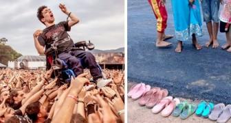 Deze foto's van over de hele wereld laten ons zien hoe de wereld vol verrassingen zit