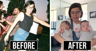 Before and after having a child - Here are 18 hilarious photos showing how life changes
