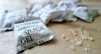Bustine di silice: 10 modi per riutilizzarle in maniera ingegnosa