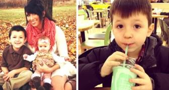 Ce garçon de 6 ans invite sa mère à dîner tous les mois et paie avec ses économies