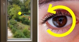 8 einfache Entspannungsübungen für die Augen, um der Ermüdung der Augen entgegenzuwirken