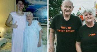 Deze hilarische foto's laten ons zien hoe onze grootouders schatten zijn om te koesteren