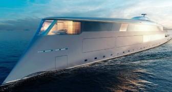 Il primo yacht del mondo che funziona a idrogeno: un'innovazione green nella navigazione [edited]