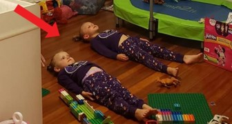 State ferme con la luce accesa, così ricaricate il pigiama: la trovata geniale di una mamma per calmare le figlie