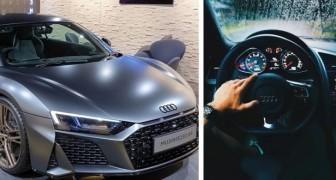 I guidatori delle Audi sono i più propensi ad avere comportamenti negativi: lo rivela uno studio