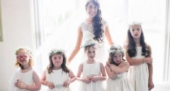 Diese Betreuerin lud auch ihre 6 Schüler zu ihrer Hochzeit ein