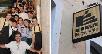 In questo ristorante tutto il personale è composto da ex senzatetto in cerca di riscatto sociale