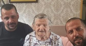 Ces plombiers palestiniens ne font rien payer à la femme israélienne âgée, après avoir appris qu'elle avait survécu à l'Holocauste