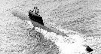 In Norwegen sendet dieses versunkene Atom-U-Boot 800.000 mal mehr Strahlung aus als die Norm