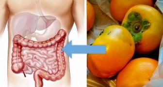 Die wohltuenden Eigenschaften der Kaki, eine saisonale Frucht, die gut für unseren Körper ist