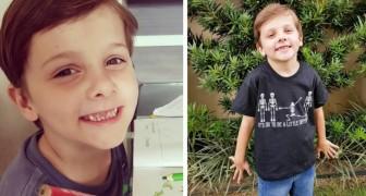 Questo bambino affetto da autismo ha solo 7 anni, ma parla già 9 lingue diverse