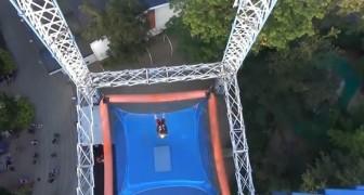 Experiência não recomendada para quem tem medo de altura
