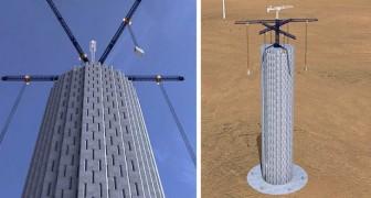 Questi enormi blocchi di cemento accumulano energia pulita e potrebbero rappresentare il futuro delle batterie