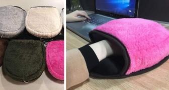 Questo tappetino per mouse riscaldato è l'accessorio perfetto per le giornate di lavoro più fredde