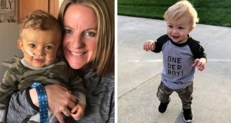 Esta enfermera ha salvado un bebé de 7 meses donándole parte de su hígado