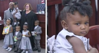 Este padre soltero ha adoptado 5 hermanitos y hermanitas para criarlos juntos como una verdadera familia