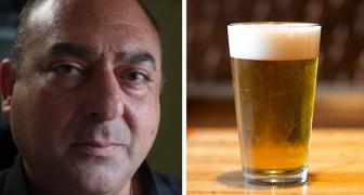 Ze houden hem aan omdat hij dronken is, maar hij beweert dat hij niet had gedronken: zijn lichaam produceert ethanol