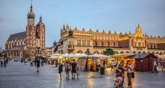 Cracovie est la destination idéale pour ceux qui veulent dépenser peu, bien manger et visiter des endroits merveilleux