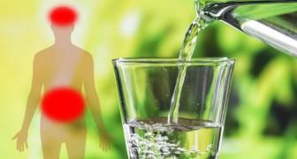 6 voordelen die ons lichaam kan krijgen als we elke dag de juiste hoeveelheid water drinken