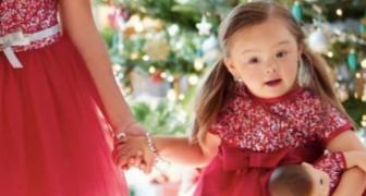 Questa bambina con sindrome di Down è la protagonista di un catalogo di giocattoli che promuove l'inclusione