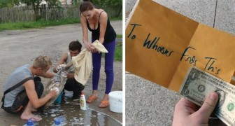 16 Fotos, die zeigen, wie mächtig selbst die einfachsten Akte der Freundlichkeit sind