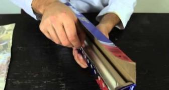 Um segredo se esconde nas confecções de papel alumínio e de película transparente, você sabia?